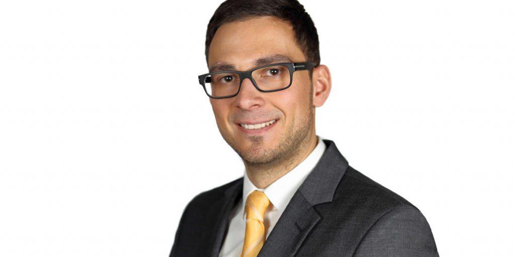 Hendrik Silken, Mitglied der Stadtverordnetenversammlung Gelnhausen. Fraktionsvorsitzender der FDP Gelnhausen